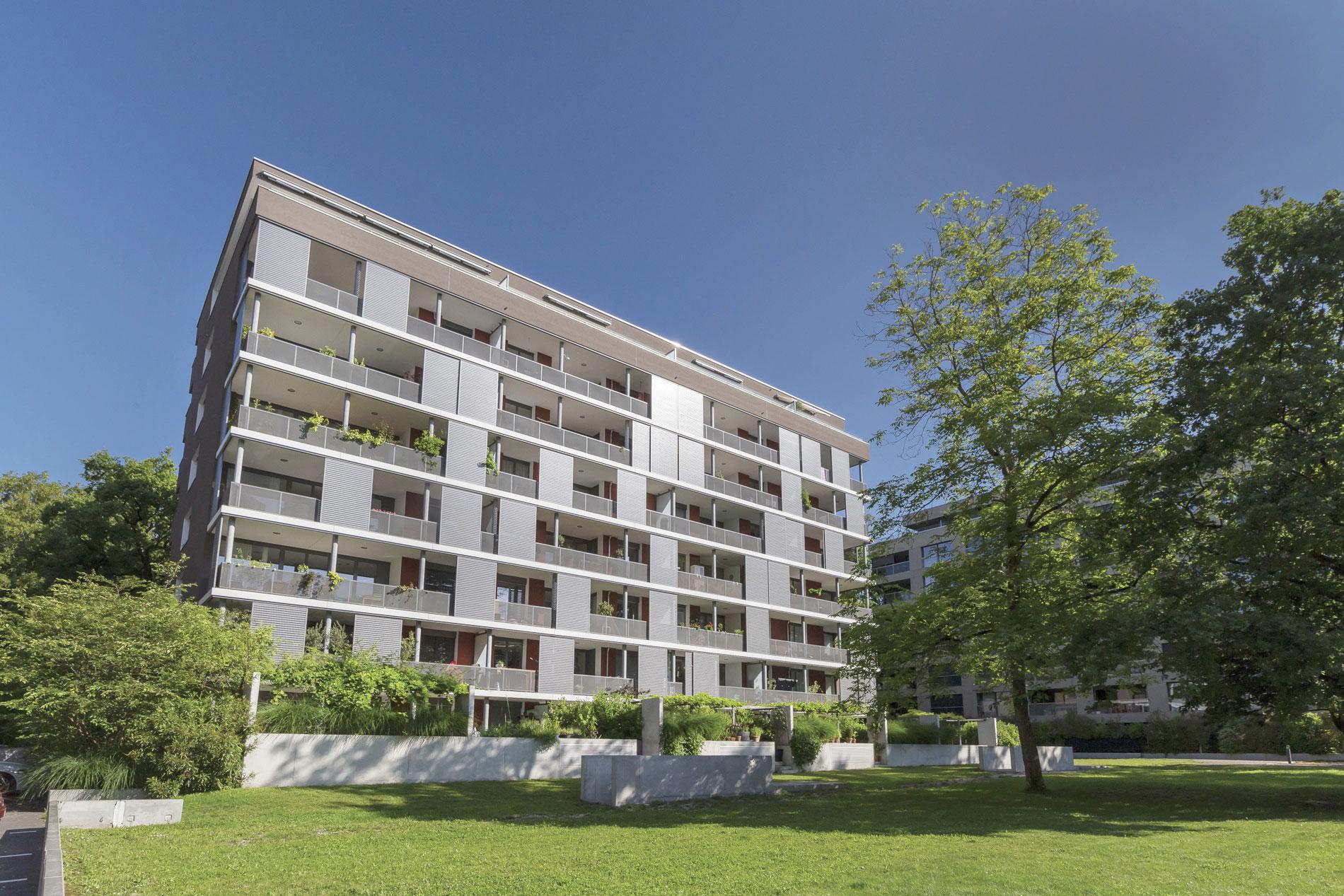 Reportage photos architecture Genève Suisse