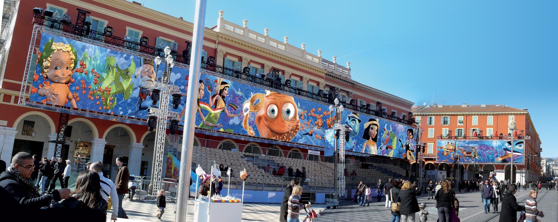 Habillage facade decorative geneve