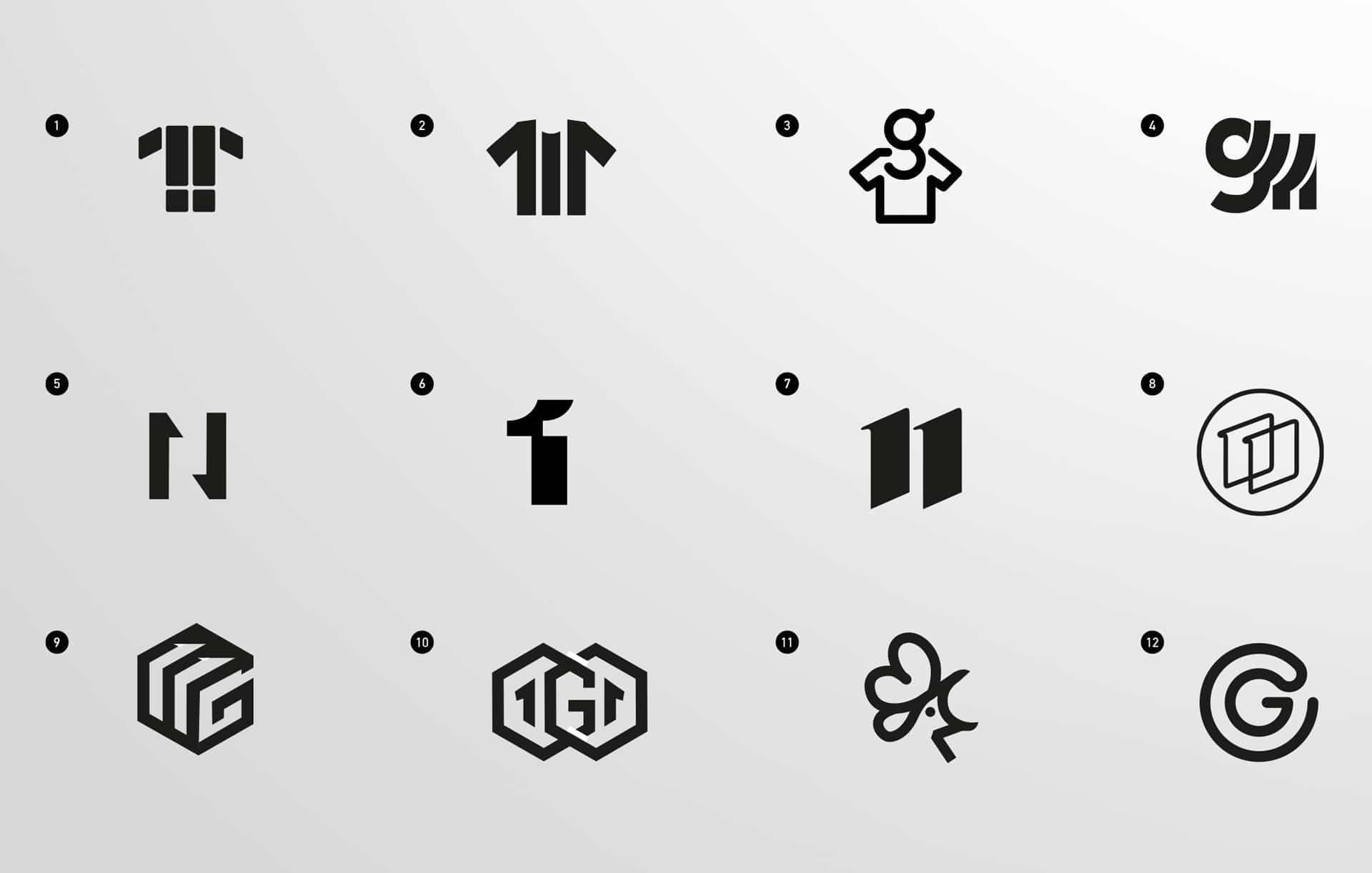 Recherche graphique de logos Annecy