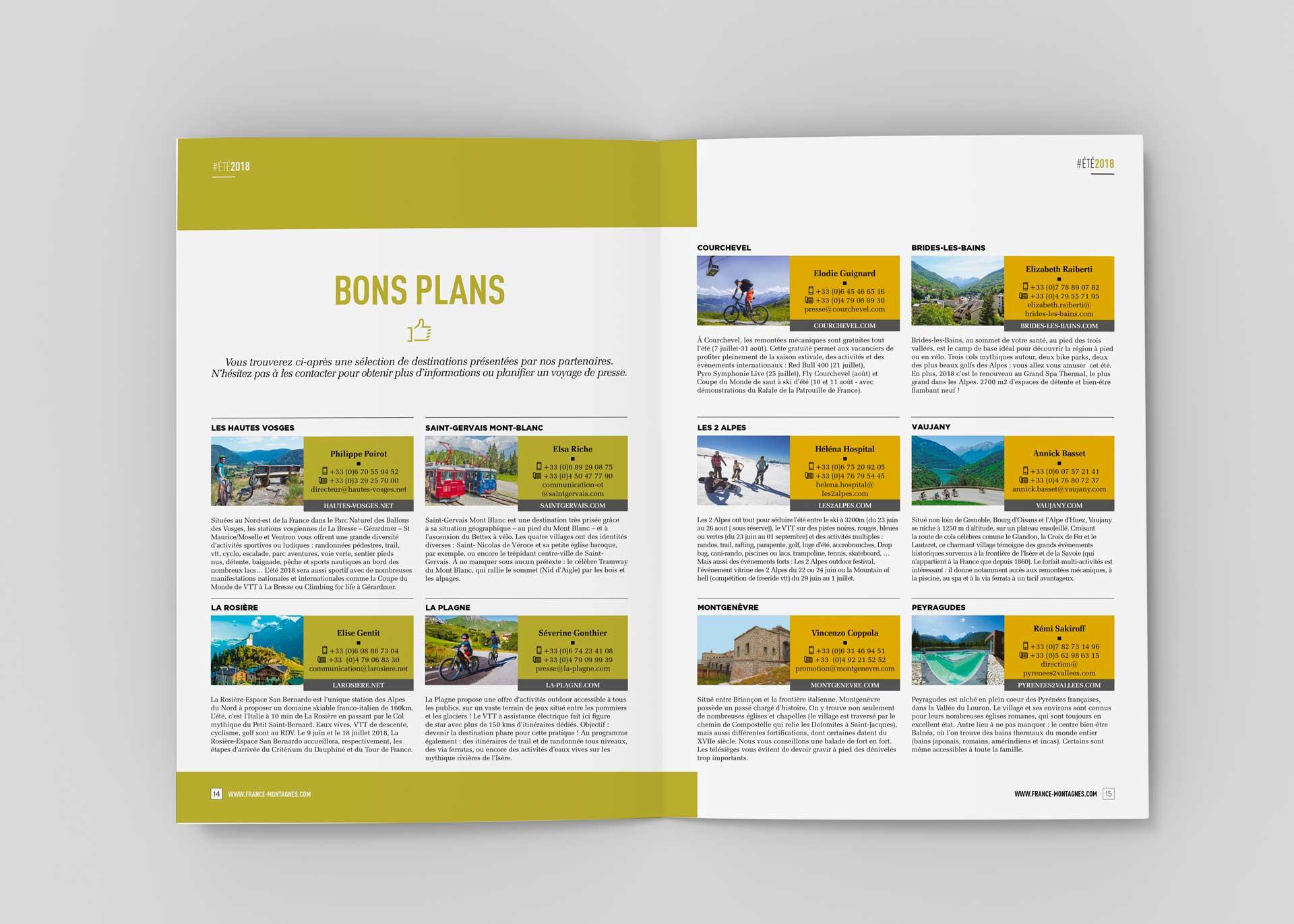 Brochure touristique pays de savoie tourisme