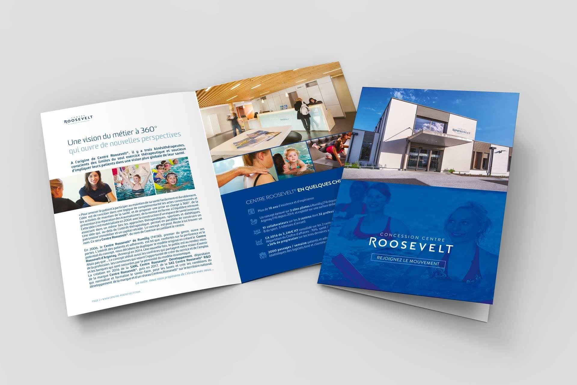 Brochure de présentation générale