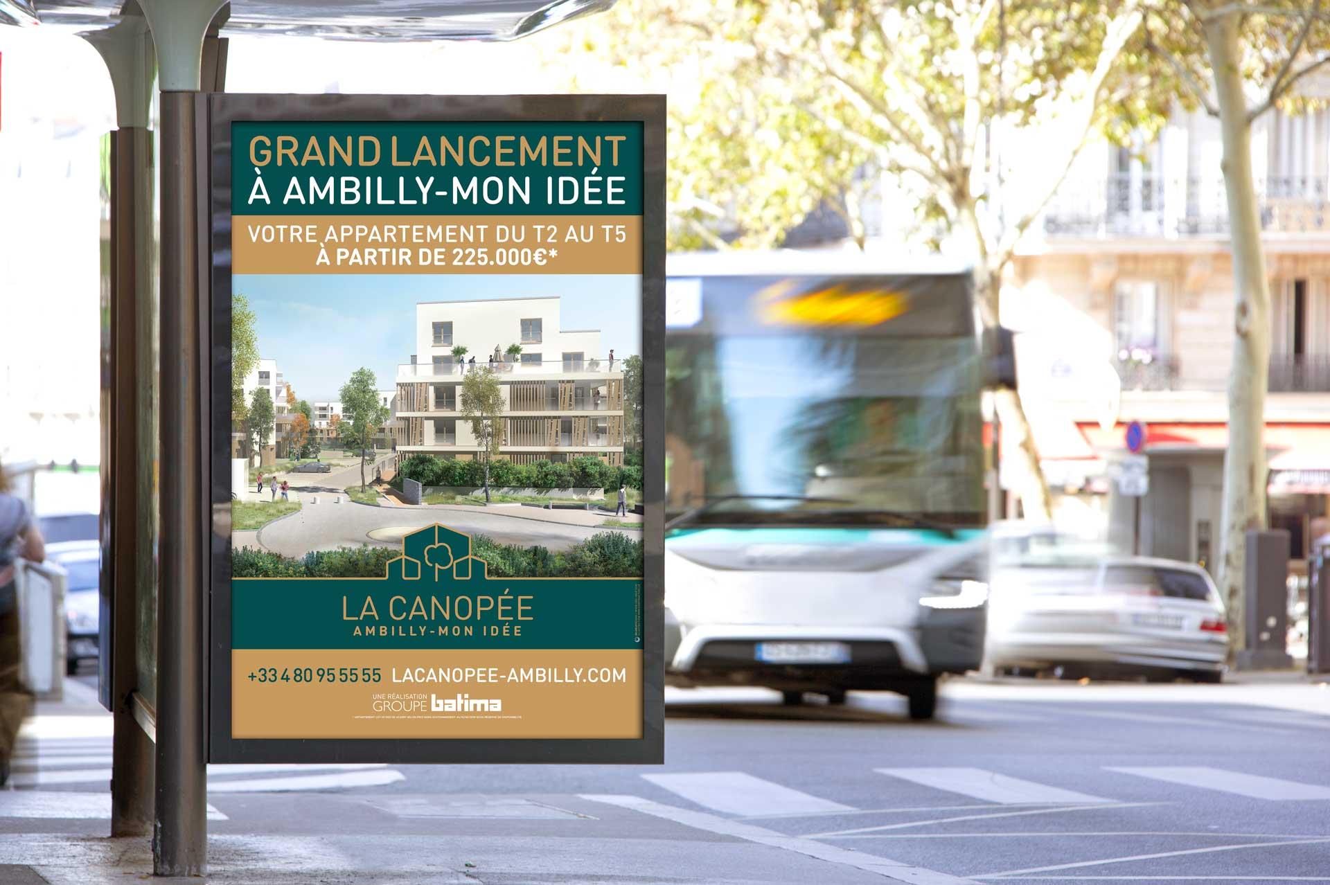 Lancement de programme immobilier sur Annemasse