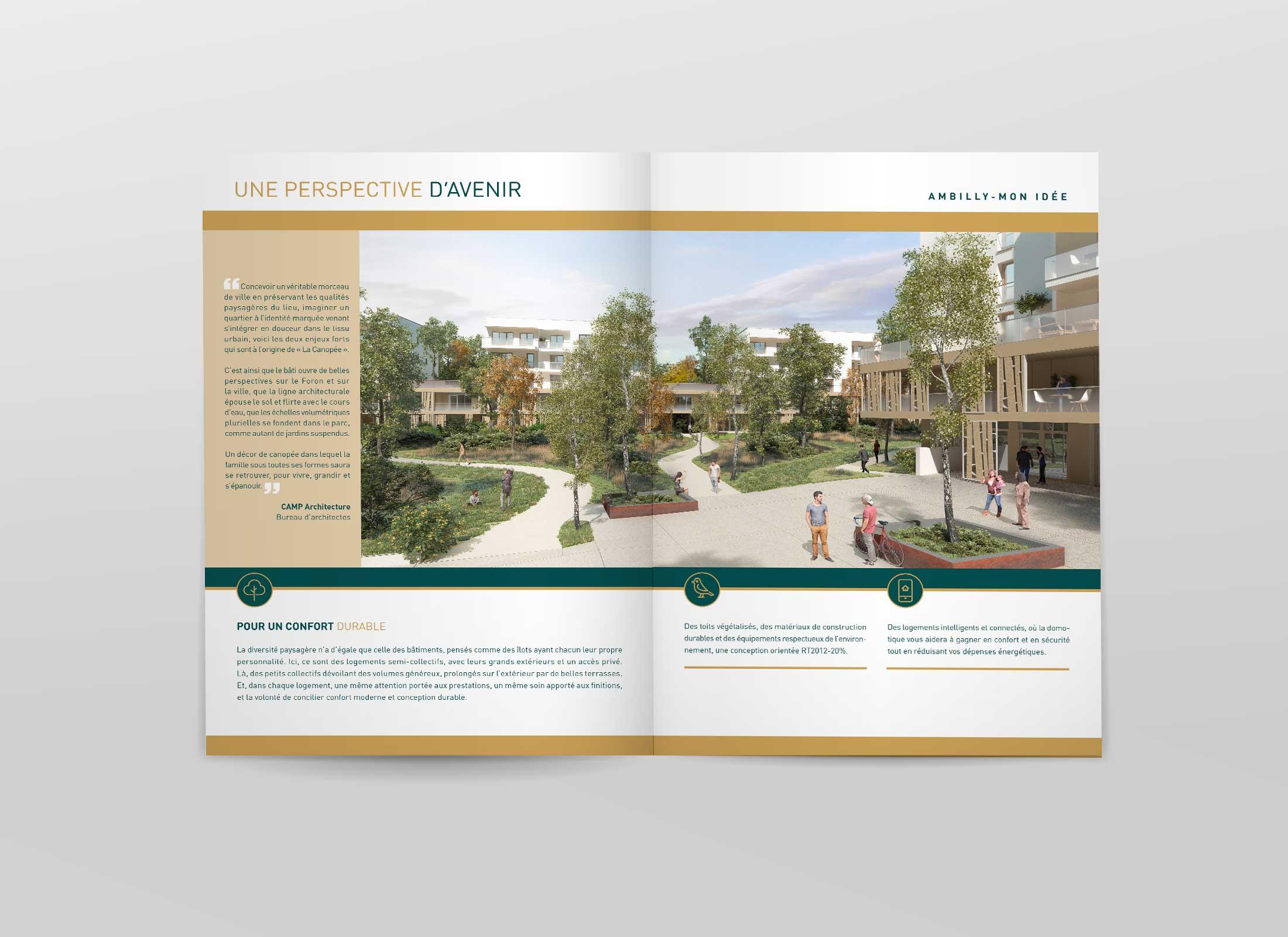 Documentation de programme immobilier