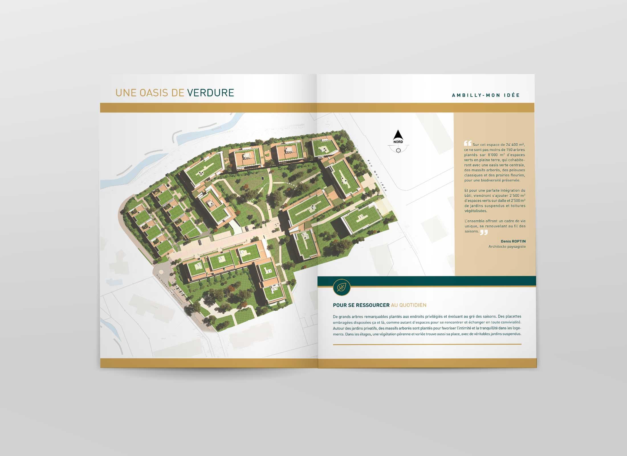 Brochure de programme immobilier