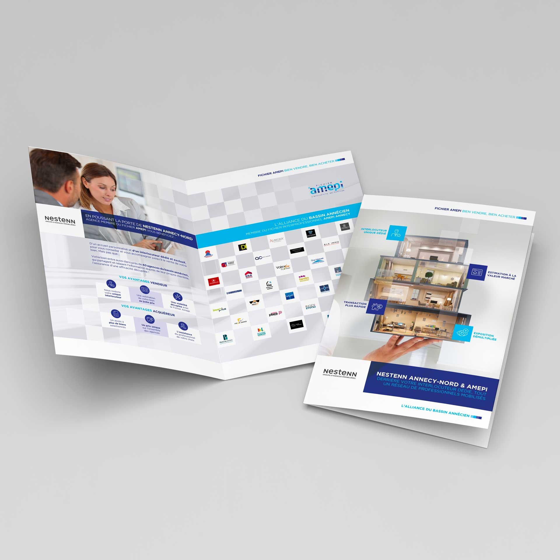Documentation commerciale immobilier