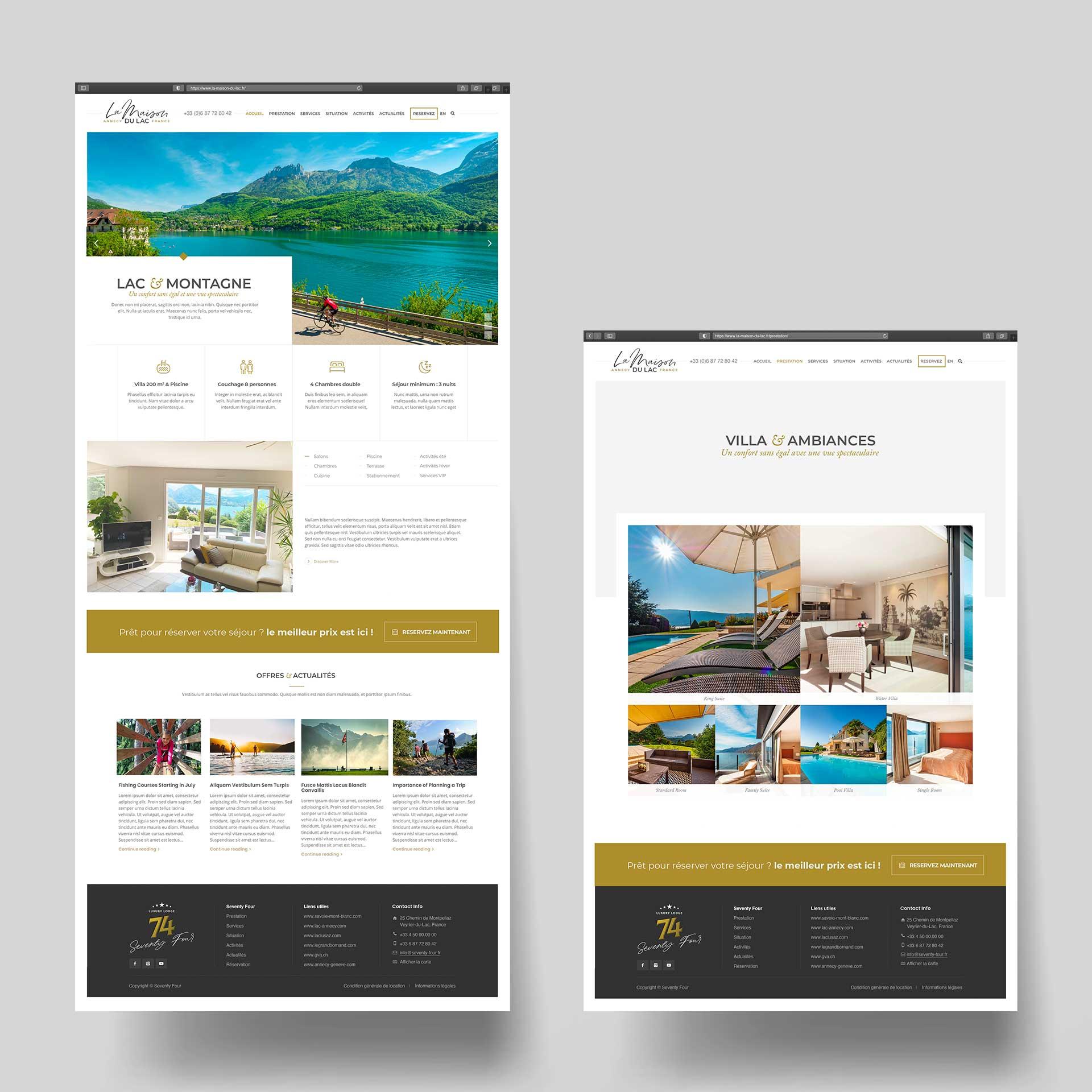 Webdesign Wordpress Annecy