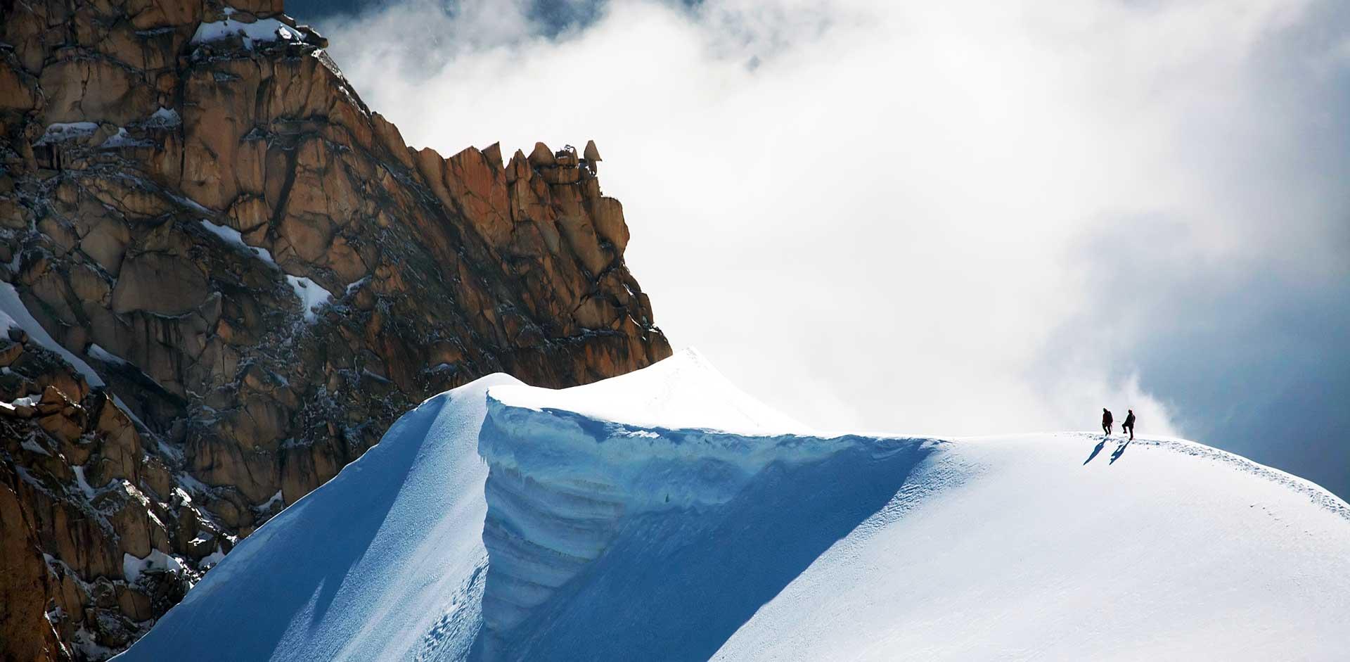 Création de logo métiers de la montagne