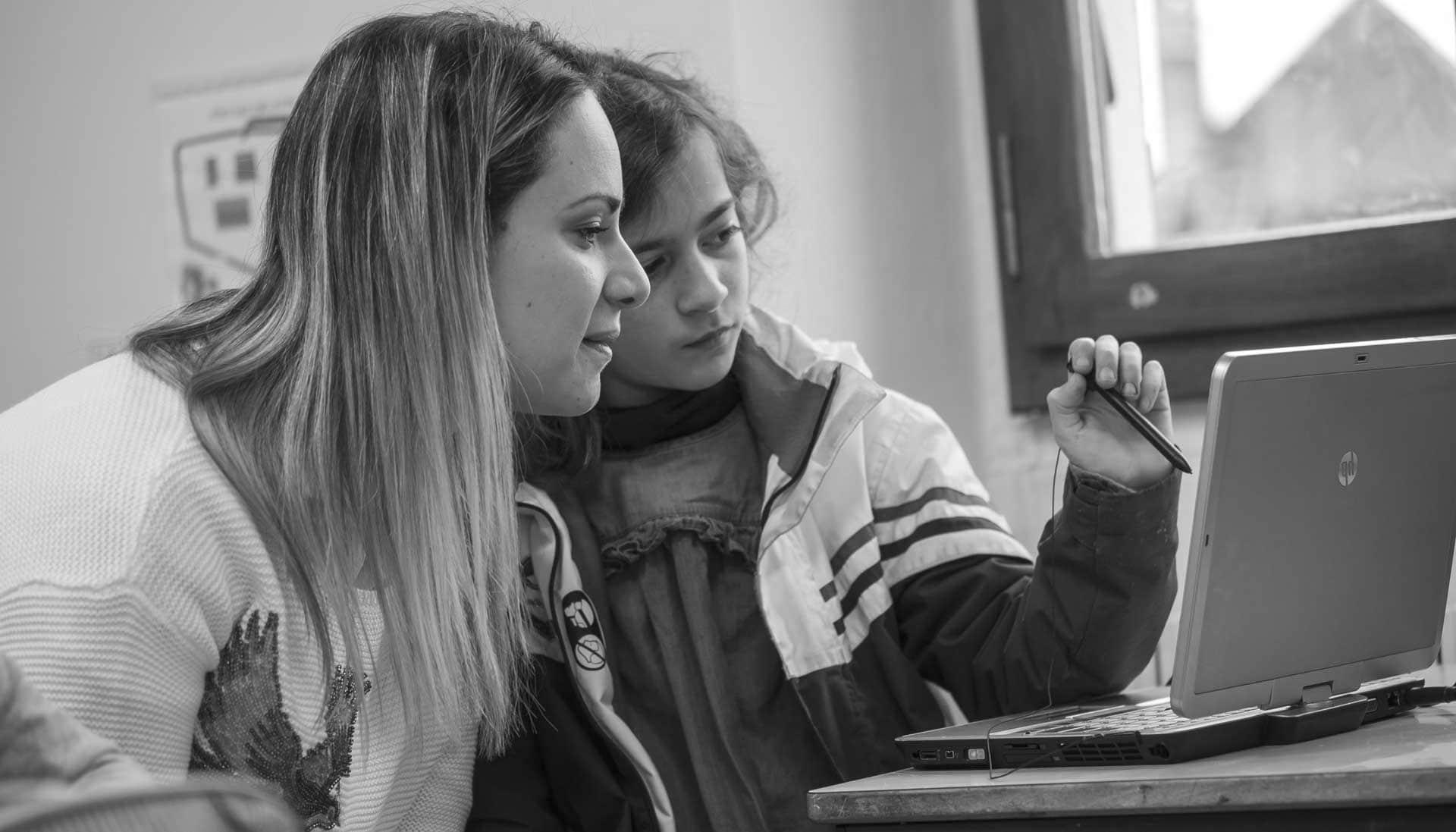 Reportage photographe Education Haute-Savoie