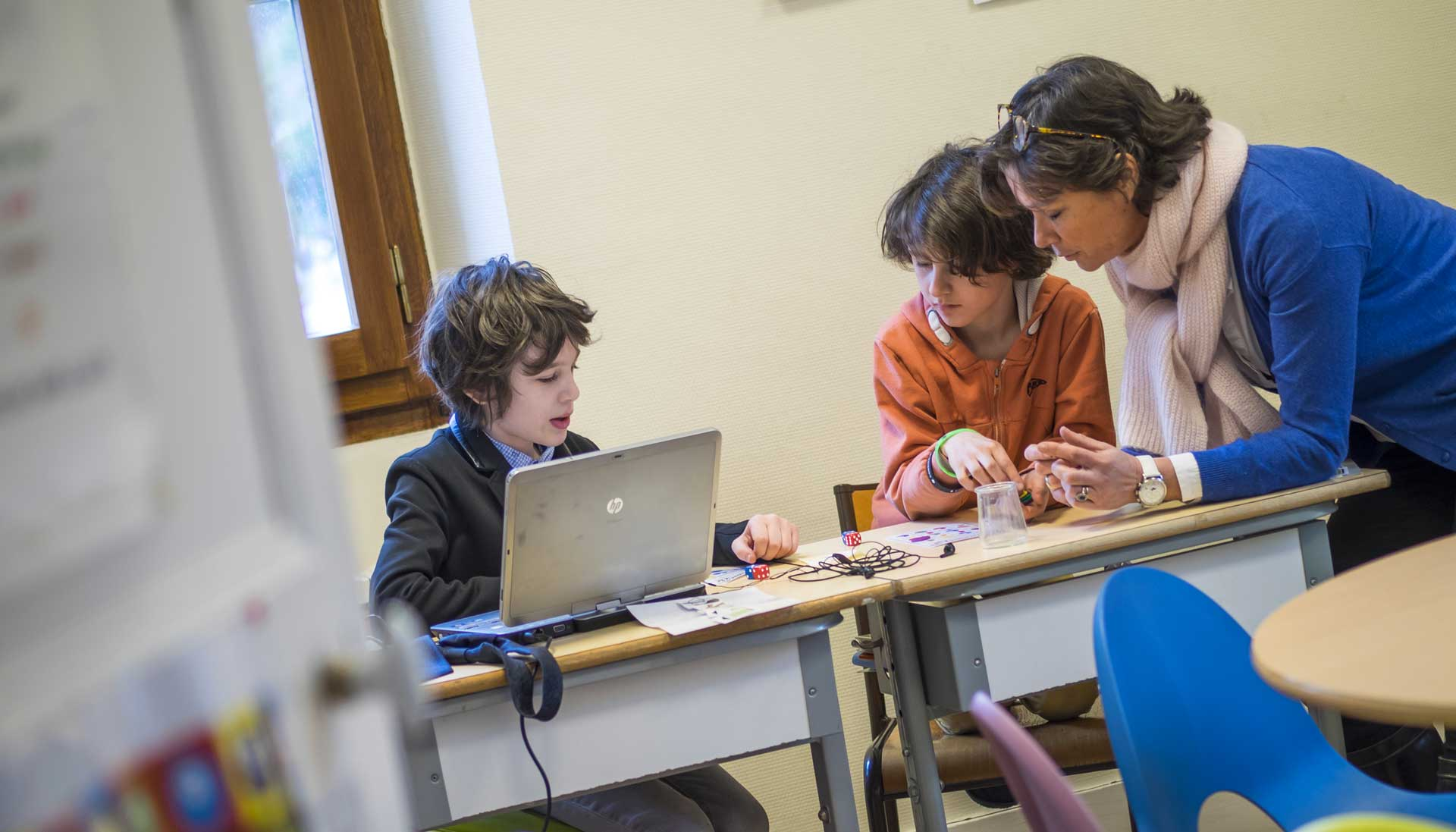 Reportage photographes Education Annecy